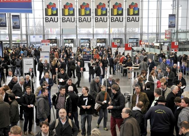 BAU-2017. Фотография с сайта www.zinco.ru