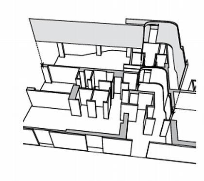 5 Франклин Плэйс. Типовая квартира