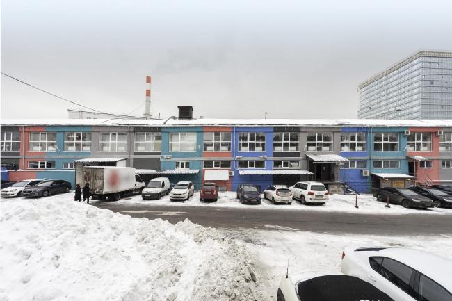 Предмет конкурса – строение 7 комбината «Правда». Фотография предоставлена Агентством «ЦЕНТР»