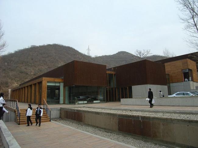 Сын Хё Сан. Коммуна Великой Стены. Фото: ぷくぷく via Wikimedia Commons. Лицензия CC-BY-3.0