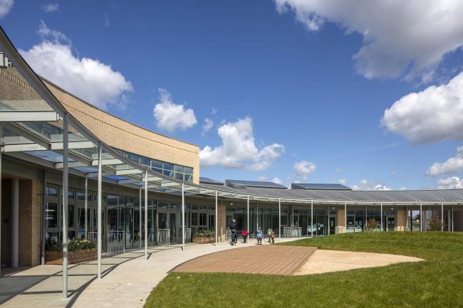 Начальная школа Кембриджского университета © Morley von Sternberg