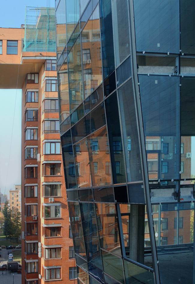 Жилой комплекс «Панорама» © АБ Остоженка