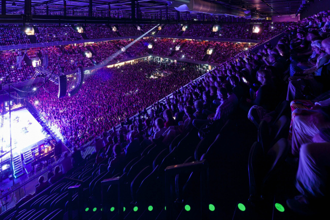 Концерт-холл Ziggo Dome © Jannes Linders