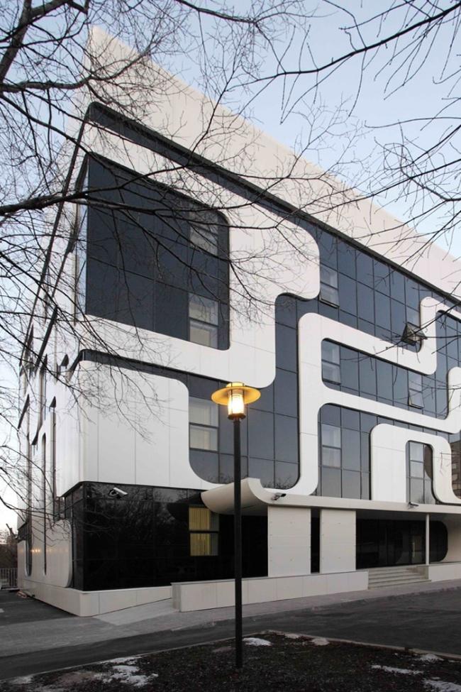 Офисное здание «Интеллект-Телеком» © ООО «Проект-21»