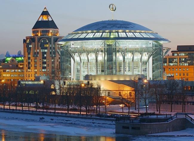 Московский международный Дом музыки © Товарищество театральных архитекторов