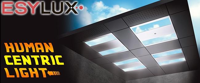 Биодинамическое освещение от Esylux GmbH (Human Centric Light). Фотография предоставлена ООО «ИЗИЛЮКС РУ»