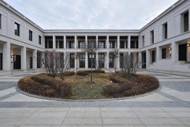 Вилла «Четыре двора», 2008. Фотография © Ю. Пальмин
