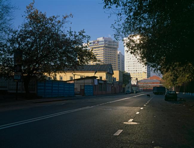 Жилой комплекс, ул. Шаболовка © АБ Остоженка