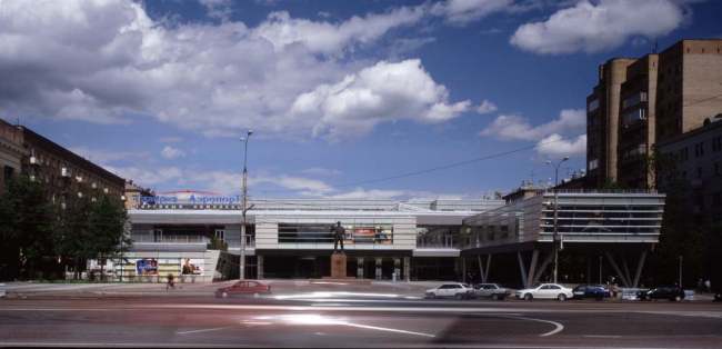 Галерея «Аэропорт». Фотография © А. Русов
