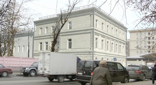 Реконструкция бывших фабричных зданий по ул. Верхняя Красносельская. Предоставлено Москомархитектура