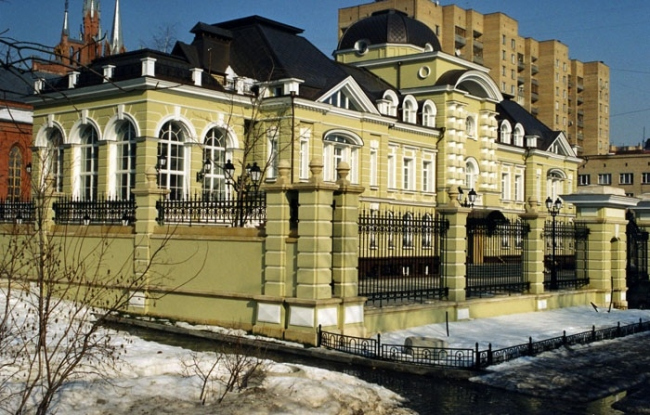 Административное здание фирмы «АРЧ-Москва» ©  ЦНИИЭП жилища