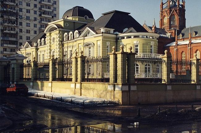 Административное здание фирмы «АРЧ-Москва». Фотография © Николай Малинин