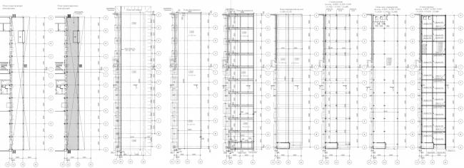 Реконструкция кондитерско-булочного комбината «Простор». Планы. Проект, 2015 © Архстройдизайн