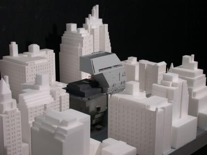 Новое крыло Музея американского искусства Уитни