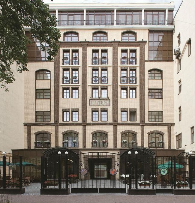 Отель «Наш отель». Фотография с сайта www.mirtc.ru