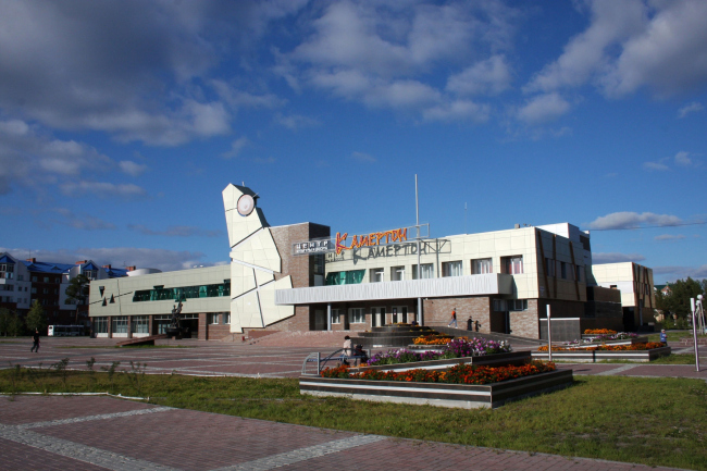 Реконструкция центра культуры и досуга «Камертон» © АО «Сити-Арх»