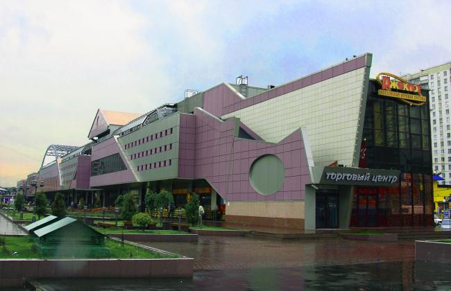 Торговый центр «Кони Айленд» © АО «Сити-Арх»
