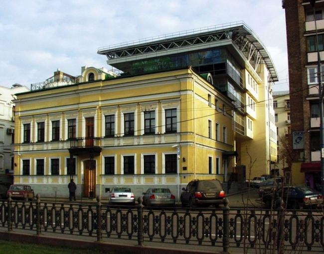Офисное здание на Цветном бульваре © АСМ «СИАС»