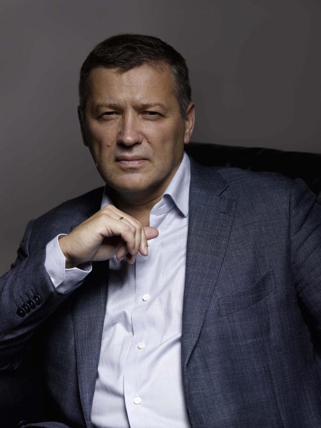 "Evgeny Gerasimov. Photo courtesy by ""Evgeny Gerasimov and Partners"""