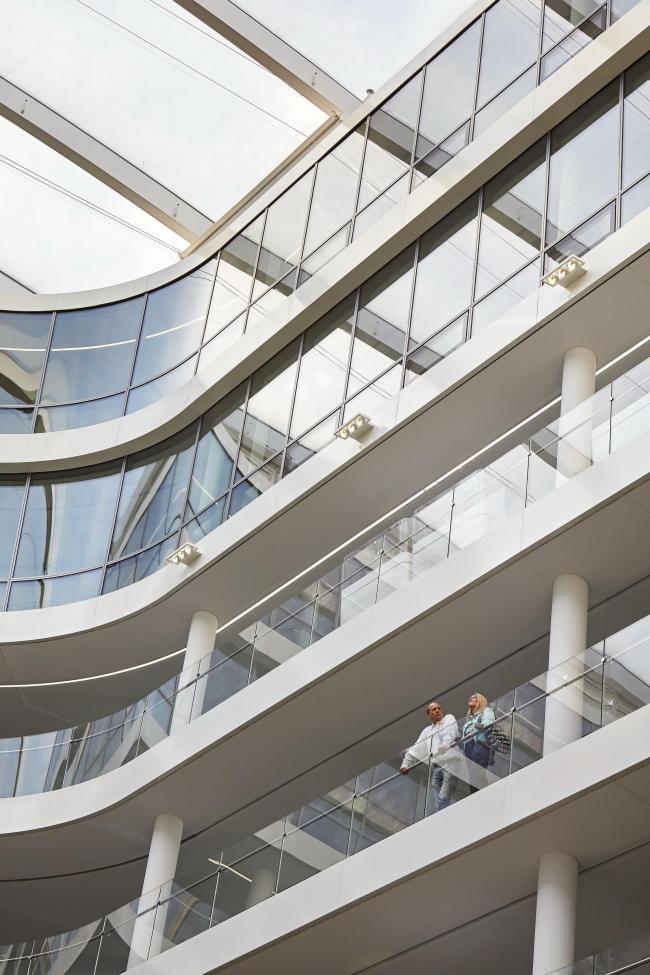 Штаб-квартира Siemens в Мюнхене © Hufton + Crow