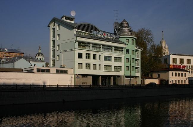 Штаб-квартира компании «Энергогарант» © Николай Малинин