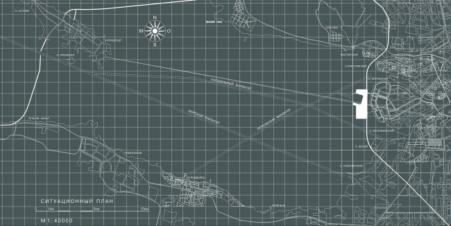 Комплекс морского пассажирского терминала на Васильевском острове. Конкурсный проект «Морской фасад Петербурга»