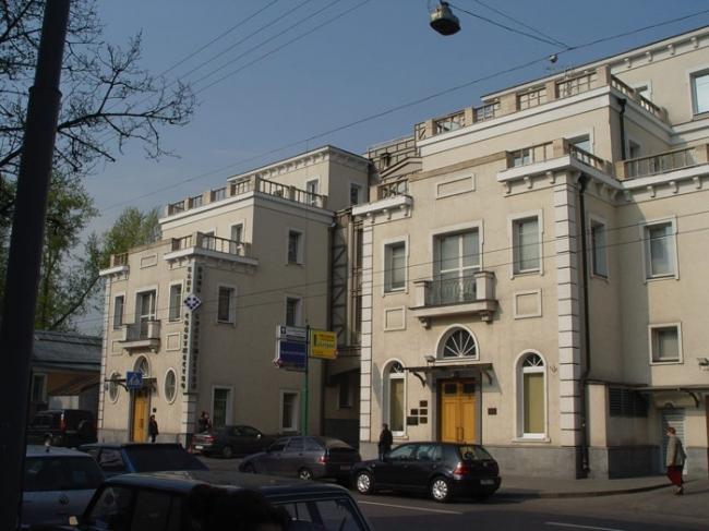 Бизнес-парк на Ордынке, д. 40. Входной корпус © Архитектурная мастерская Павла Андреева