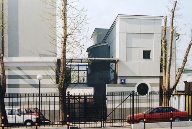 Здание «Мобильные Теле Системы» на ул. Марксистская © Архстройдизайн АСД