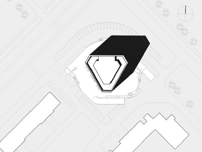 Жилой дом с подземным гаражом на ул. Академика Павлова © АМ Сергей Киселев и Партнеры
