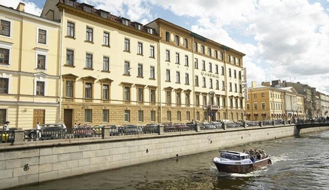 Реконструкция здания на набережная канала Грибоедова © Архитектурное бюро «А.Лен»
