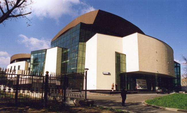 Культурный центр «Московит». Фотография © Николай Малинин