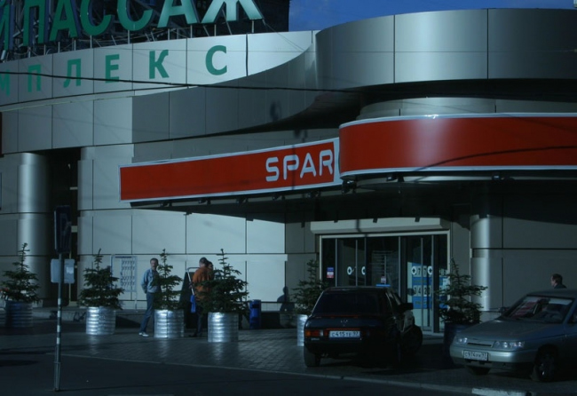 Торговый центр «Нижегородский пассаж» © Гинзбург Архитектс