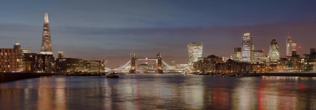 Линия горизонта Лондона © Rod Edwards
