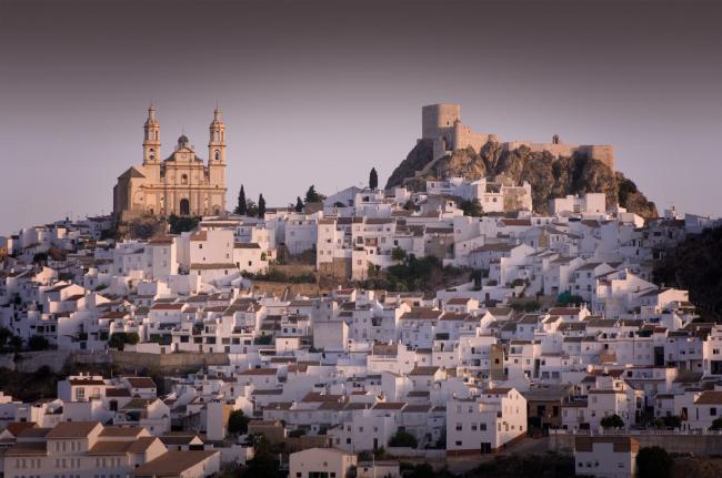 Ольвера, Испания © Rod Edwards