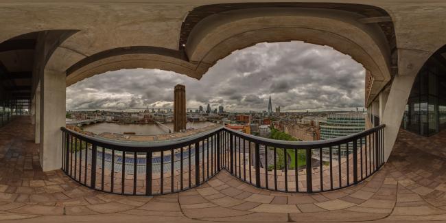 10-й этаж. Галерея Тейт Модерн, Лондон © Rod Edwards