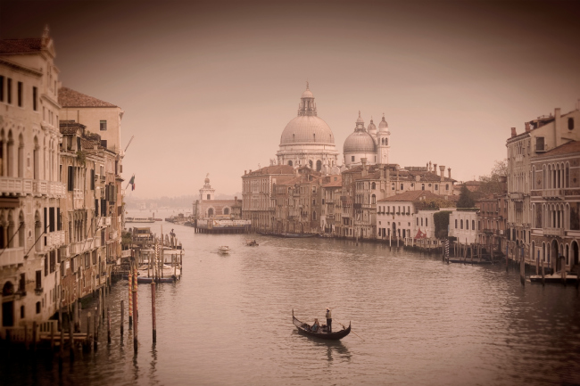 Венеция, Италия © Rod Edwards
