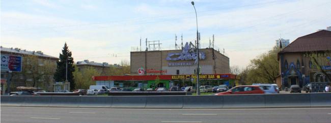 Реконструкция кинотеатра «Мечта». Существующее положение © ООО «Хоумленд»