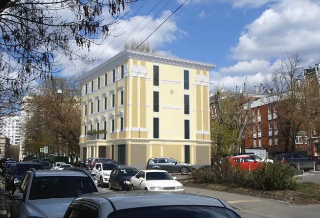Гостиница на Цветном бульваре © ООО «Аванте-Инженерия»