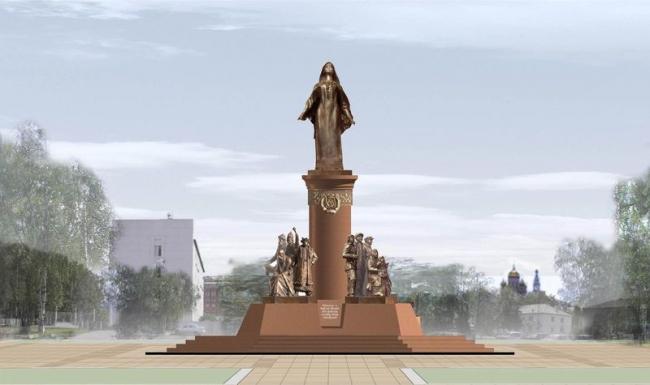 Композиция «Вся Югра» в Ханты-Мансийске © ГрандПроектСити