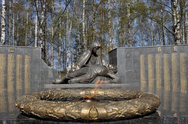 Парк Победы в Ханты-Мансийске © ГрандПроектСити