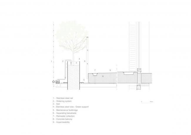 M6B2 Башня биоразнообразия © Maison Edouard François