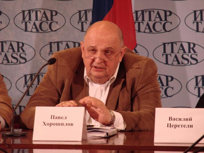 Куратор российского павильона XI биеннале Павел Хорошилов