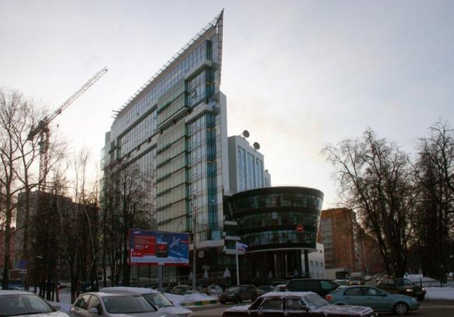 «Полная чаша» – здание ООО «Газпром Трансгаз» © Архиграф