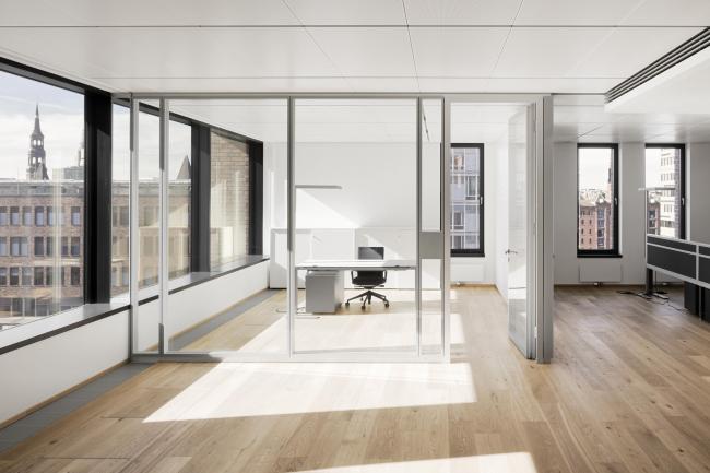 Штаб-квартира компании Gebr. Heinemann – новый корпус © Marcus Bredt