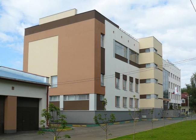 Административное здание центра кинологической службы © ООО «НПИ»