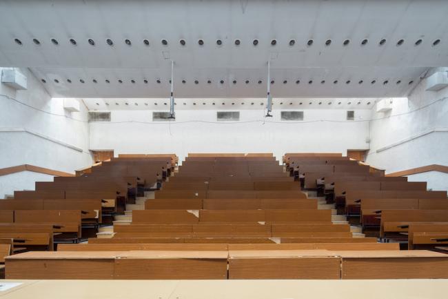 Аудитория. 2015 г. Фото © Денис Есаков