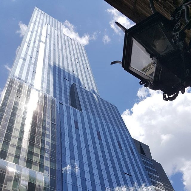 Башня One57. Фото: Nicole Beauchamp via flickr.com. Лицензия Attribution 2.0 Generic (CC BY 2.0)