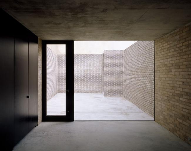 Брик Хаус («Кирпичный дом») © Caruso St John