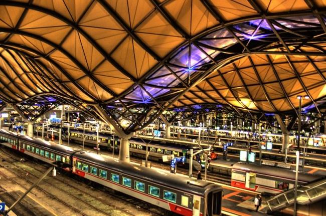 Вокзал Саузерн Кросс в Мельбурне. Фото: Adam Selwood via Wikimedia Commons. Лицензия CC-BY-2.0
