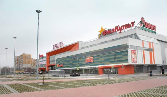 Торгово-развлекательный центр «Крым» © СС Проект